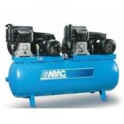 TANDEM PRO B6000/500 T7.5 ABAC Compresor aer industrial , debit 1654l/min , putere 5.5 kW