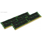 Kingston ValueRam Ecc Registered Dual rank 8GB (4Gb DDR2-667 x2 kit) Server Memory