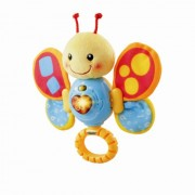 VTech Sing and Flutter Butterfly Rattle