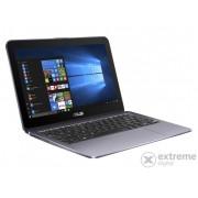 "Notebook Asus VivoBook Flip TP203NAH-BP046T 11,6"", gri + Windows 10, layout tastatura HU"