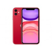 Apple iPhone 11 APPLE (6.1'' - 128 GB - Rojo)