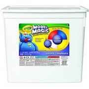 Crayola 57 4415 Model Magic Modeling Compound 2 Lb Bucket Asstd Colors Four 8 Oz Pouches