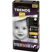 -trends luiers maat 4 ,52 stuks 7-14 kilo