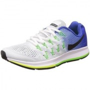 Air Zoom 33 all out sport running shoes Blue white
