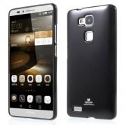 Mercury твърд гръб за Huawei Ascend Mate7 - черен