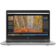 "Laptop HP ZBook 14u G5 (Procesor Intel® Core™ i5-7200U (3M Cache, 3.10 GHz), Kaby Lake, 14"" FHD, 8GB, 256GB SSD, Intel® HD Graphics 620, Win10 Pro, Gri) + Lampa LED Laptop Esperanza EA120 + Cooler Laptop Marvo FN-40, 17"", RGB (Negru) + Bitdefender Antivir"