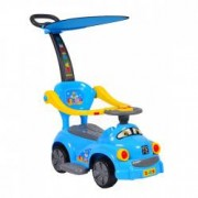 Masinuta de impins 2 in 1 Go Car Blue