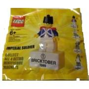 LEGO Exclusive Bricktober 1989 Retro Mini Figure #1 Imperial Soldier Bagged
