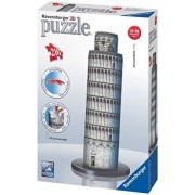 Puzzle 3D - Turnul din Pisa, 216 piese