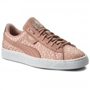 Сникърси PUMA - Basket Satin Ep 365915 01 Peach Beige/Puma White