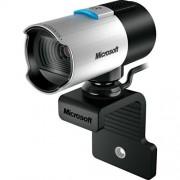 0885370139822 Microsoft hd-breedbeeldvideo Studio webcam (skype gecertificeerd) [oude verpakking]