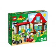 Lego Ausflug auf den Bauernhof