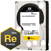 HDD 500GB SATAIII WD RE 7200rpm 64MB for servers (5 years warranty)