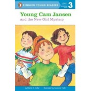 Young Cam Jansen and the New Girl Mystery, Paperback/David A. Adler