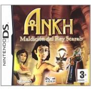 Ankh: La Maldicion Del Rey Escarabajo
