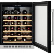 AEG SWE66001DG Integrated Wine Cooler - Black