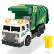 Masina de gunoi Play Dickie Toys City Cleaner cu accesorii