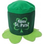 360 DEGREES - St. Patrick's Day klaver hoed voor volwassenen - Hoeden > Humoristisch