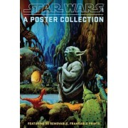 Star Wars Art: A Poster Collection (Poster Book): Featuring 20 Removable, Frameable Prints, Paperback
