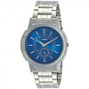 Timex Empera Analog Blue Dial Mens Watch-TW000U309