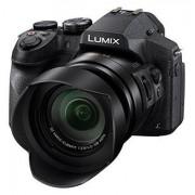 Panasonic Lumix DMC-FZ300 Fotocamera Digitale Bridge Super Zoom, 12.1 Mpixel, Obiettivo Leica DC Vario-Elmarit DC 25-600 mm 24x, Nero
