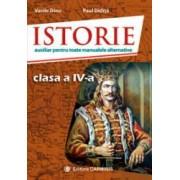Istorie. Clasa a IV-a caiet de lucru dupa toate manualele alternative