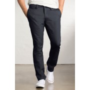 Mens Southcape Lived in Slim Chino - Navy Trousers