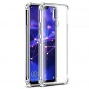 Capa de TPU Imak Drop-Proof para Huawei Mate 20 Lite - Transparente