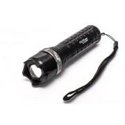Lanterna reincarcabila cu ZOOM LED 3W tip CREE Bailong BLQ8637