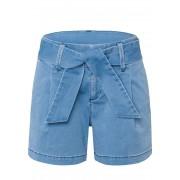 Cross Jeans Shorts blau
