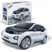 BanBao BMW i3 White 6802-1