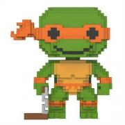 8 Bit Teenage Mutant Ninja Turtles Michelangelo Pop! Vinyl Figure