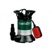 TP 8000 S Pompa submersibila de drenaj apa curata Metabo , inaltime de refulare 7 m , debit 8000 l/h , putere 350 W