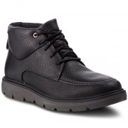 Обувки CLARKS - Un Map Mid Gtx GORE-TEX 261367957 Black Leather
