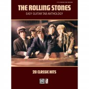 Alfred Music The Rolling Stones: Easy Guitar TAB Anthology