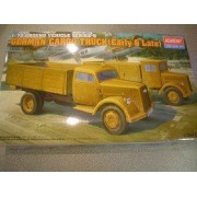German Cargo Truck 1/72 Academy [Toy] (Japan Import)