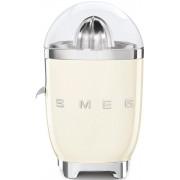 Smeg CJF01CRUK 50's Retro Style Juicer - Cream