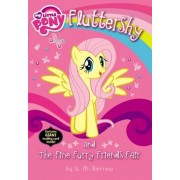 My Little Pony: Fluttershy and the Fine Furry Friends Fair, Paperback