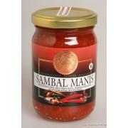Sambal Manis - indonéz chili paszta