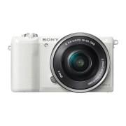 Фотоаппарат Sony Alpha ILCE-5100L, белый