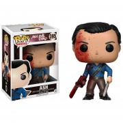 Funko Pop Ash Bloody Evil Dead Sticker Exclusivo