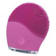 Perie faciala 2 in 1 Beurer FC49, vibratii, 3 zone de curatare, LED, 15 trepte intensitate