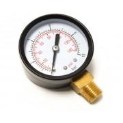 """Nyomásmérő óra 0-10bar, 1/4"""""""
