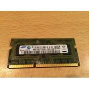 MEMOIRE PC PORTABLE DDR3 SAMSUNG / 2GB 1Rx8 PC3 - 10600S - 09 - 10 - ZZZ / M471B5773CHS - CH9