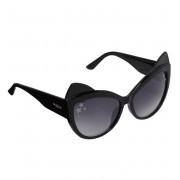 Ochelari de soare KILLSTAR - Feline Fancy - BLACK - KSRA000147