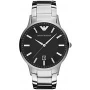 Emporio Armani Zilverkleurig Mannen Horloge AR2457