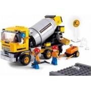 Set de construit Construction/Cement mixer