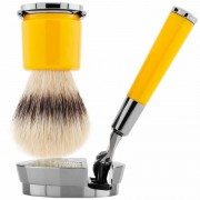 Acqua Di Parma Yellow Razor and Brush