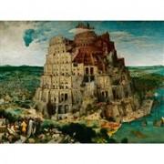 Puzzle Bruegel The Elder - Turnul Babel, 5000 Piese