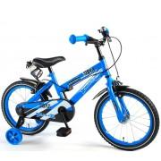 """Dječji bicikl Super 16"""" plavi"""